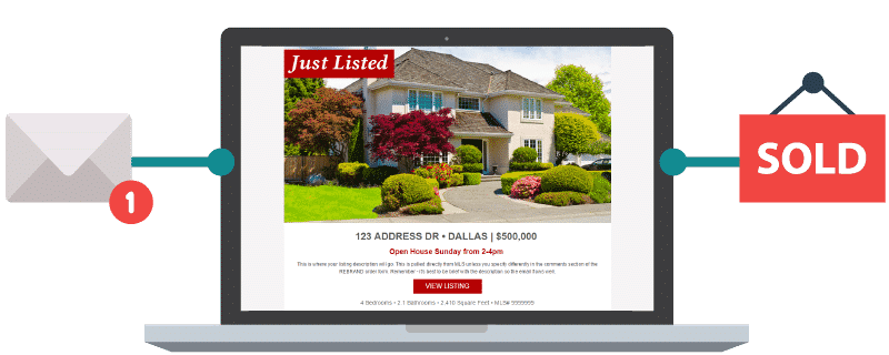 Realtor Email Blasts for $50